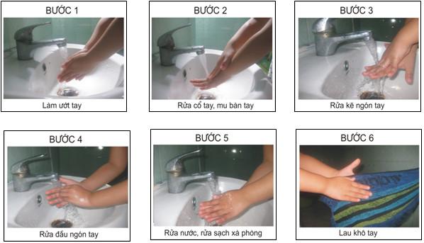 Biện pháp rèn luyện thói quen vệ sinh thân thể cho trẻ mầm non 4-5 tuổi