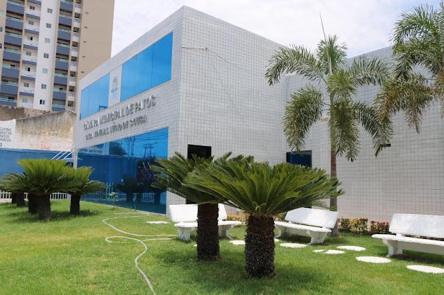 Câmara de Patos emite nota de pesar pelo falecimento de Pinto do Acordeon