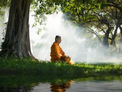 Fábula budista de Ananda y el arroyo