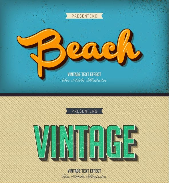 vintage and retro styles v9 free download   freebies psd