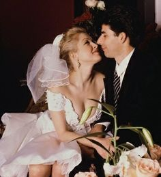La boda de Cyndy Lauper y David Thorton