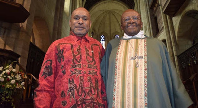 Presiden Papua Barat Benny Wenda Umumkan 12 Kabinet: Kami Setara dengan RI