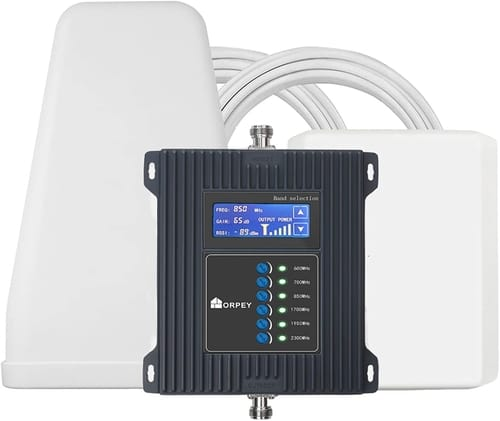 ORPEY 5G Cell Phone Signal Booster Repeater for Home