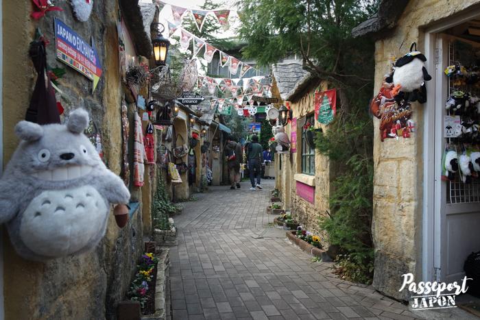 Yufuin Floral Village, Oita