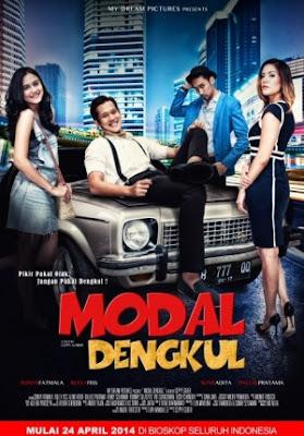 Poster Film Modal Dengkul