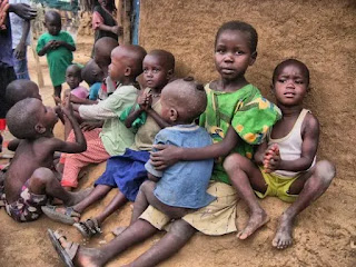Oxfam Said Every Minute there are 11 Starvation Deaths in the World