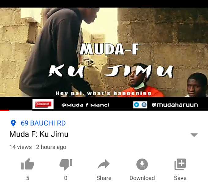[Audio + video] Muda F - Ku ji mu (prod. Maxta) #Arewapublisize