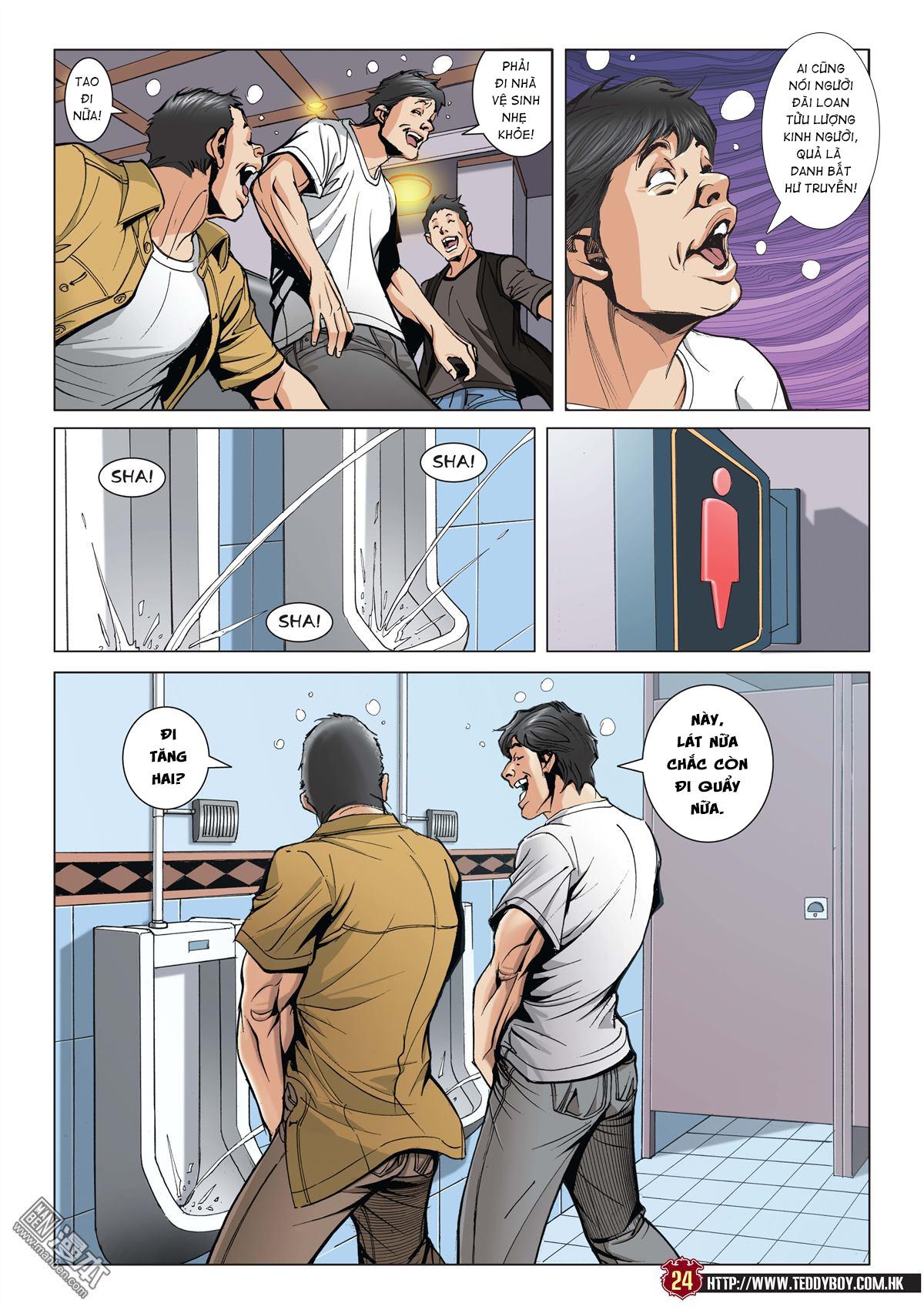 Người Trong Giang Hồ chapter 2045: câu chuyện thiên thu trang 23