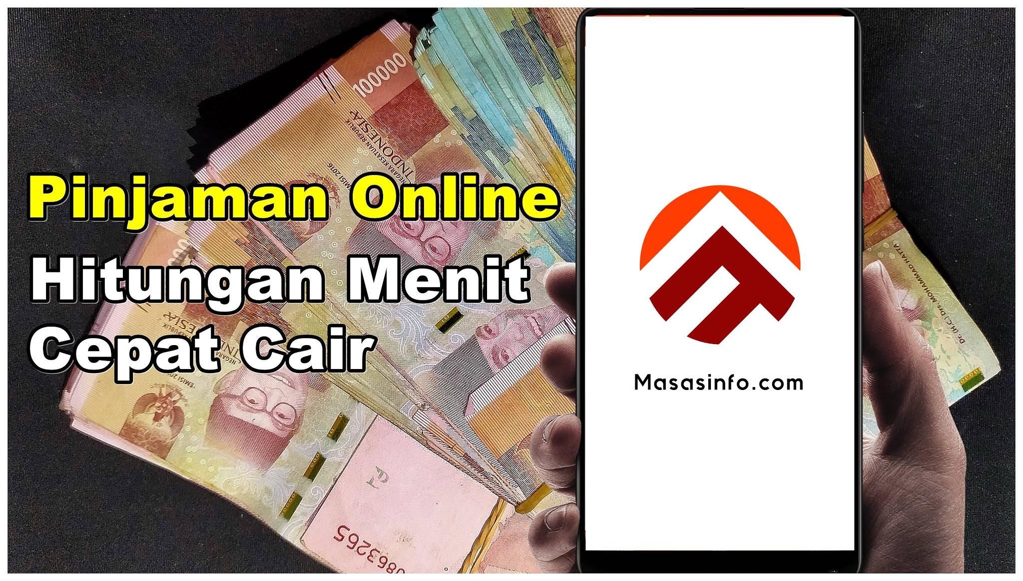 Pinjaman Online Pasti Cair