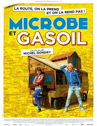 Ver Microbe et Gasoil (2015) Online