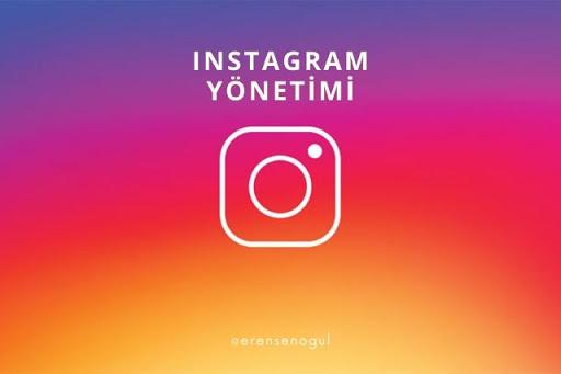 instagram yönetimi