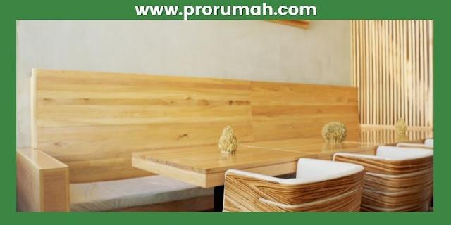 pemanfaatan kayu kempas - produk furniture