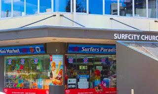 Mini Market Store Surfers Paradise