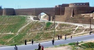 القوات المسلحة العراقية على مشارف تلعفر غرب الموصل