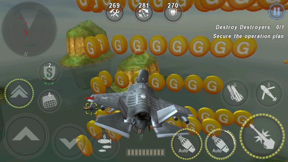 تحميل لعبة gunship battle 3d مهكرة وآخر إصدار