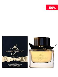 Apa de parfum Burberry My Burberry Black, 90 ml, Pentru Femei