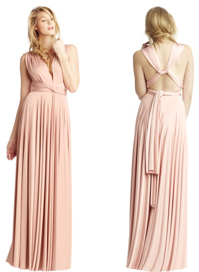 Debenhams Multiway Bridesmaids | ideas of bridal wedding fashion