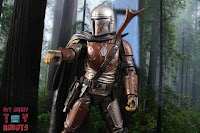 Star Wars Black Series The Mandalorian Carbonized Collection 25