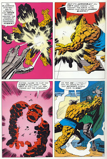 Thing vs Dr. Doom