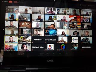 Lembaga Administrasi Negara Gelar Web Expo Pameran Inovasi Proyek Perubahan