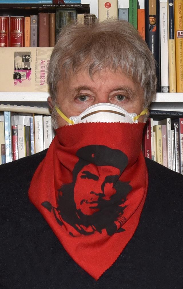 La mia mascherina e Che Guevara