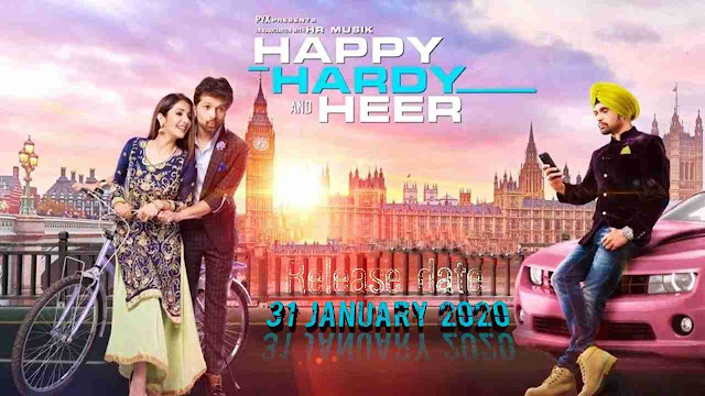 happy hardy and heer movie review,cast and Release date