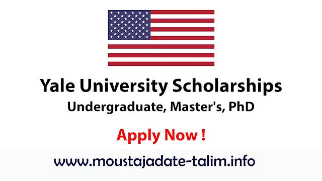 ييل يونغ global scholars 2021 | ممولة بالكامل في الولايات المتحدة الامريكية
