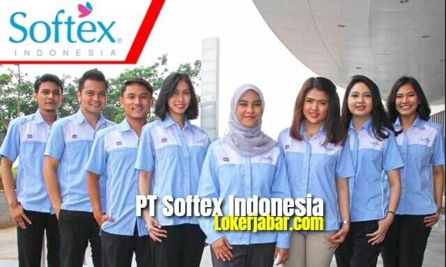 Lowongan Kerja PT Softex Indonesia Karawang 2021