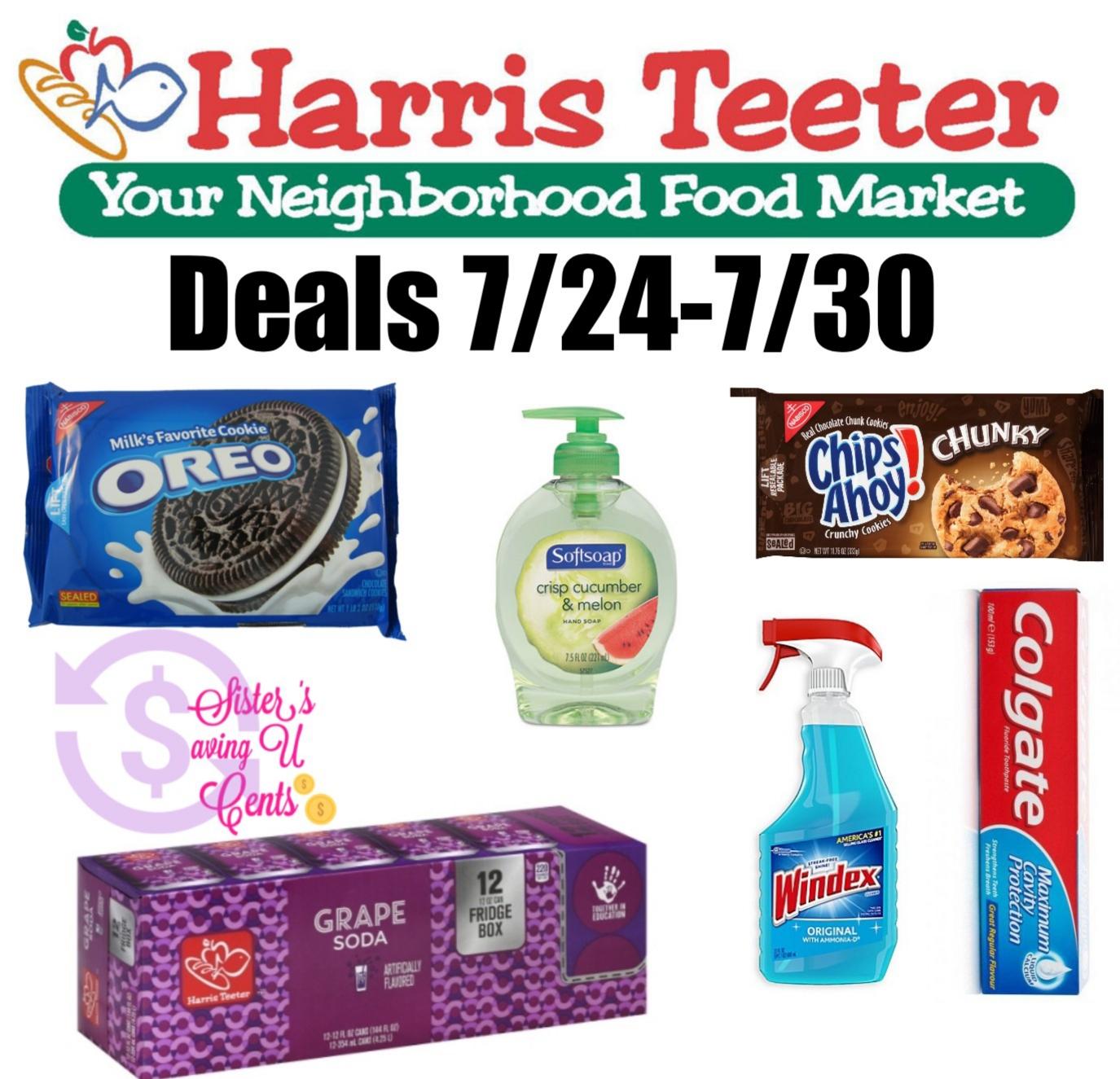 harris teeter deals
