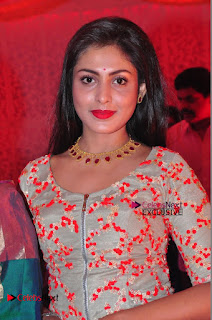 Actress Madhu Shalini Exclusive Stills in Party Dress at Vijay Karan Aashna Wedding  0003.JPG