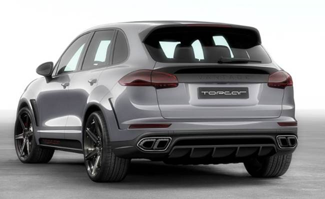 Porsche Cayenne Redesign >> 2018 Porsche Cayenne Redesign | Car Release and Price