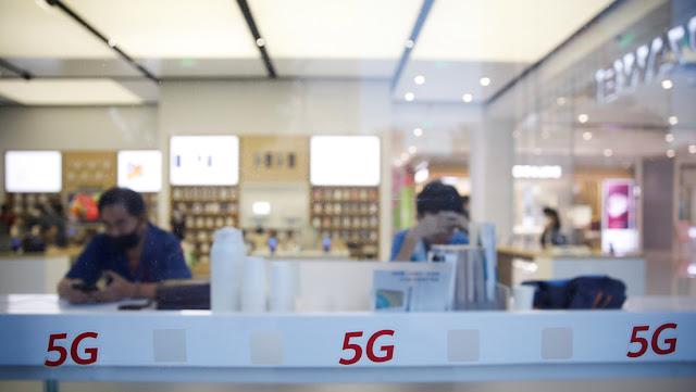 Rusia está dispuesta a cooperar con China y con Huawei en la tecnología 5G