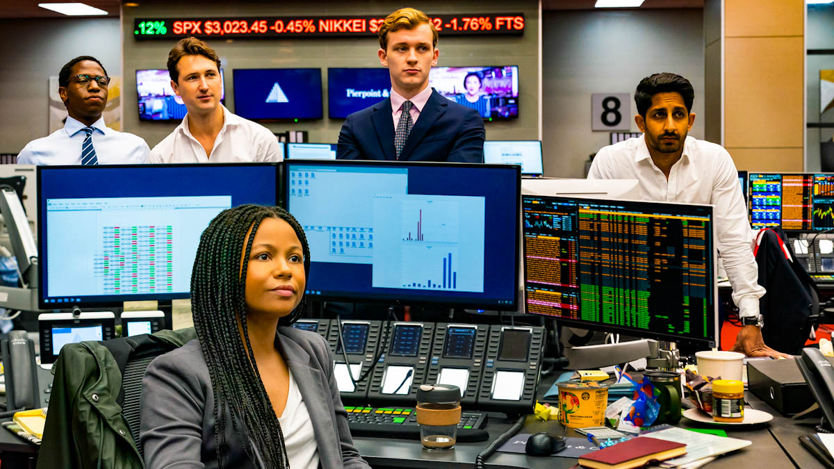 Industry estreia em 9 de novembro na HBO