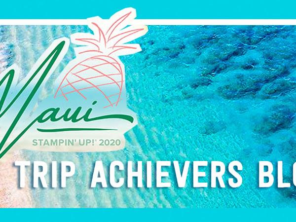 Maui Achievers Blog Hop March 2020 | Ornate Garden Suite