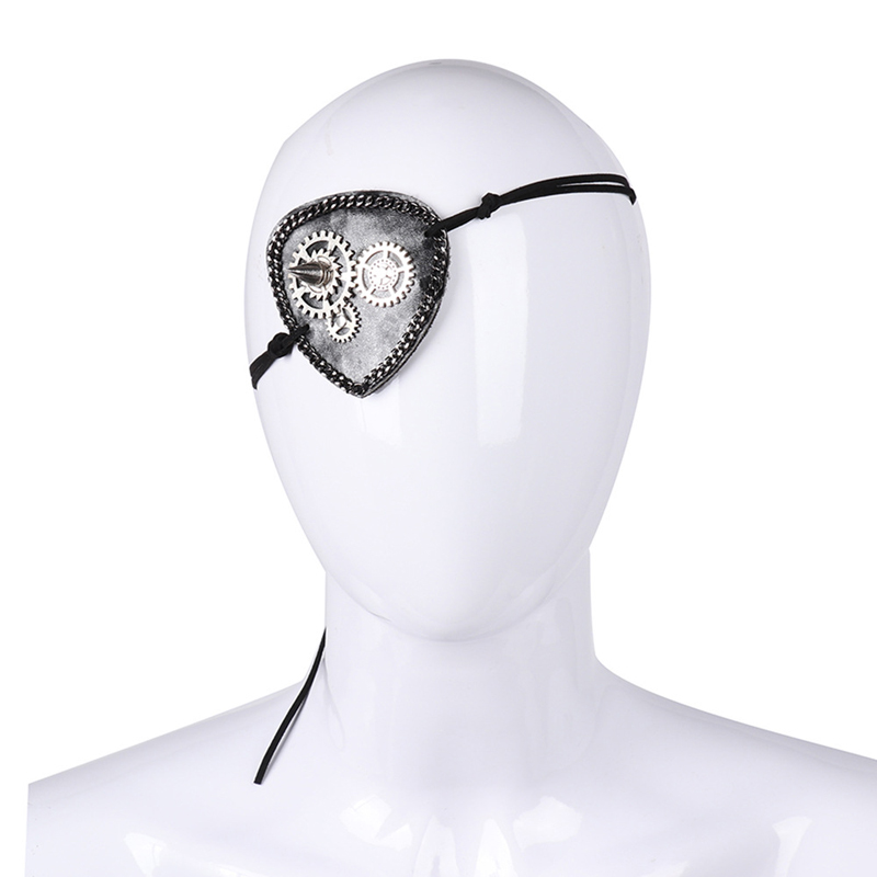 steampunk-inspired cosplay accessory