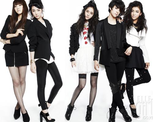 top kpop music: The best of the k-pop :f(x)