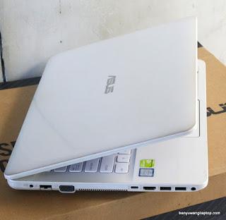 Jual Laptop Asus X441U Core i3-6006U - Banyuwangi