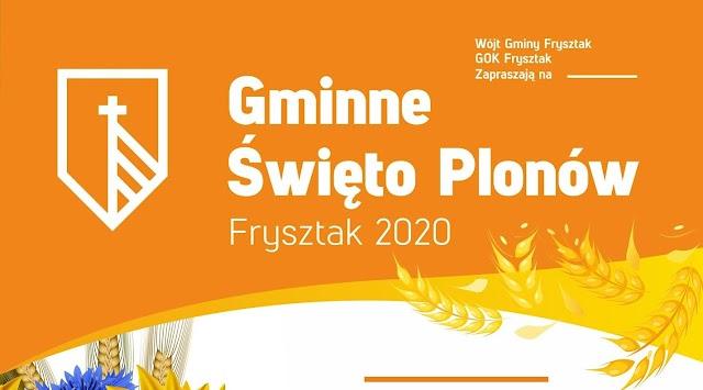 Gminne Święto Plonów 2020