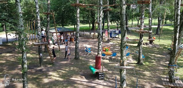 Park Linowy Pabianice cennik