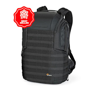 The Lowepro ProTactic BP was the biggest selling camera bag of the year