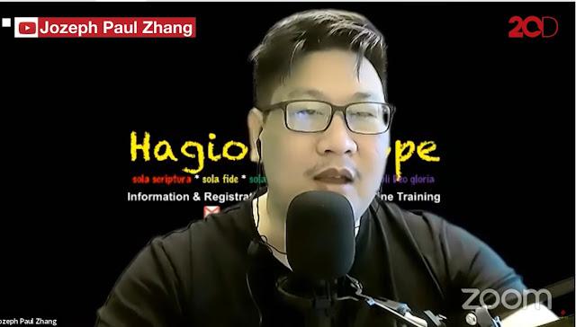 Video Viral Jozeph Paul Zhang Tantang Dipolisikan, Diduga Menista Agama