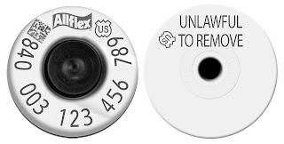840 RFID tag