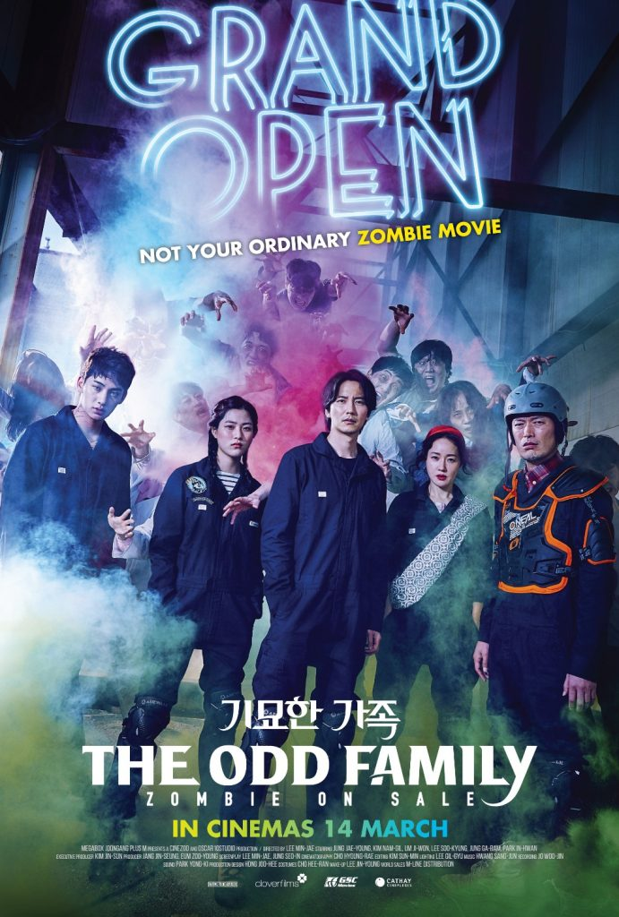 Download Film The Odd Family : Zombie On Sale (2019) Full ...