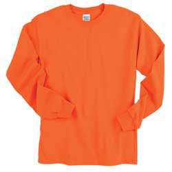 Screen Printing and Crafting Bulk Long Sleeve Shirts at Wholesale
