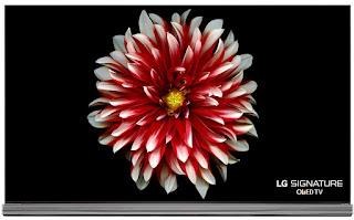 LG Electronics 77-Inch 4K HDR Smart OLED TV
