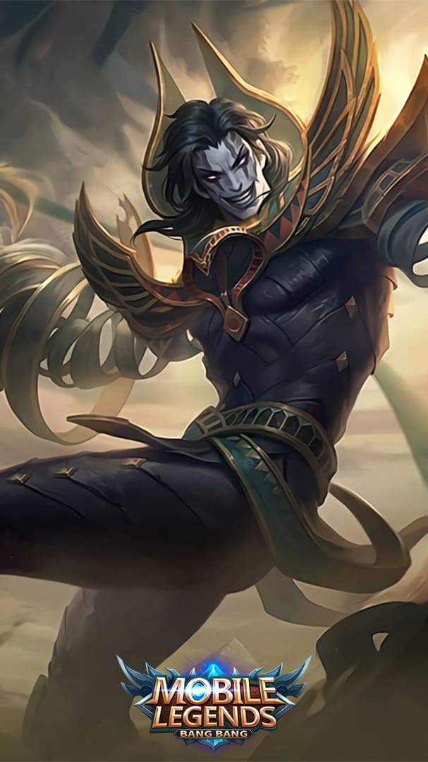Wallpaper Khufra Desert Tyrant Skin Mobile Legends HD for Android and iOS
