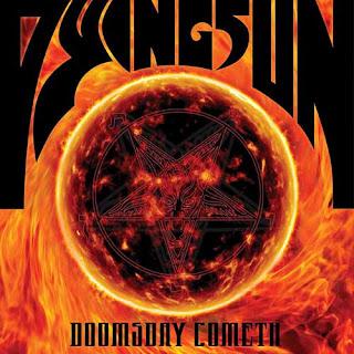 """Ο δίσκος των Dying Sun """"Doomsday Cometh"""""""
