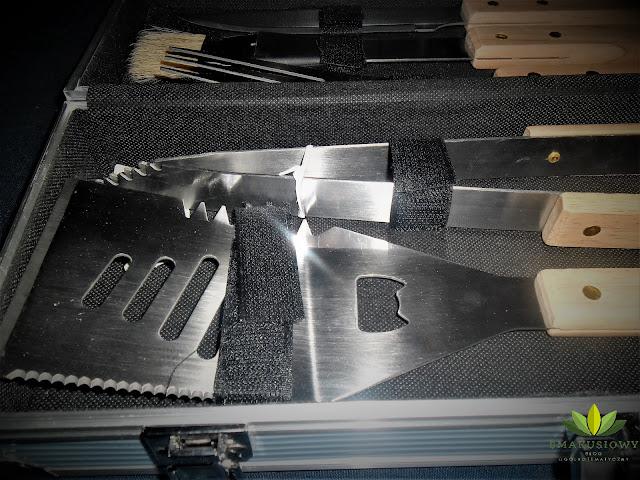 narzędzia grillowe