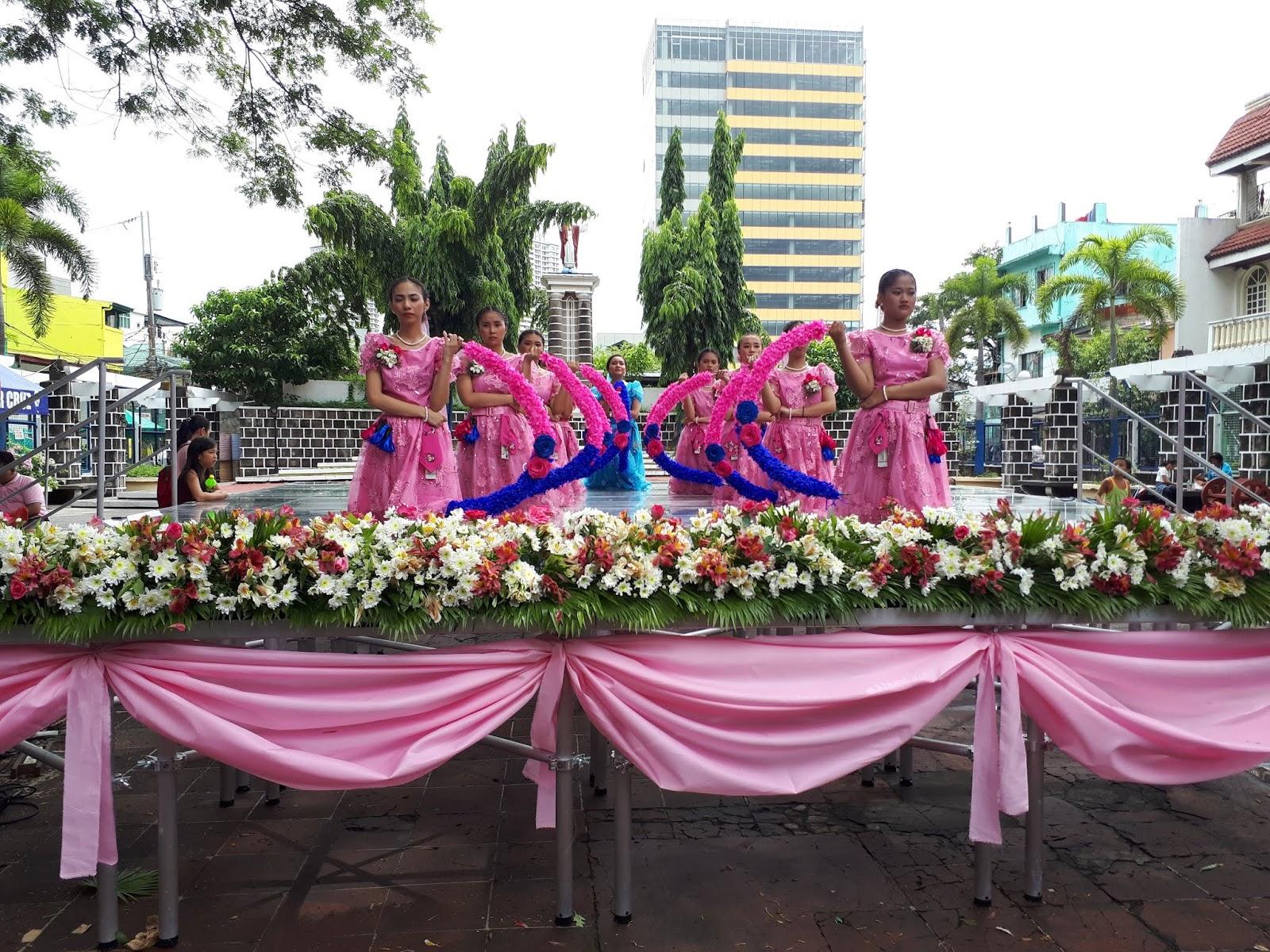 Bailes de arcos makati