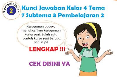 Kunci Jawaban Kelas 4 Tema 7 Subtema 3 Pembelajaran 2 www.simplenews.me